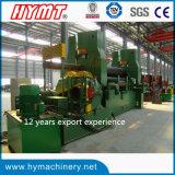 Machine de roulement de dépliement de plaque universelle supérieure hydraulique du rouleau W11s-60X3200