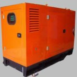 100kw/Gk100/Cummins, Portable, Silent Canopy, Cummins Engine Diesel Generator Set