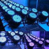 屋外の防水RGB 3in1 54X3w LEDの同価はライトを上演できる