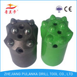 32mm 7 Tasten hoher Qualiry Karbid-Kegelzapfen-Bohrmeißel des Grad-8