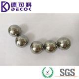 Esfera de aço inoxidável de 1 polegada 1.5inch 1/8 1.5mm 1.588mm