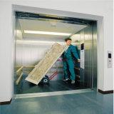 Elevador elétrico interno alemão da carga dos bens do elevador do armazém da base do frete