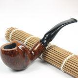 Eindeutiges Pfeifehandgemachtes Briar-Zigaretten-Rohr Obacco Pfeife