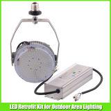Lighting extérieur 120 Watt E40 DEL Street Light Bulb avec Dimmable