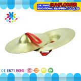La música de Orff juega el platillo de los juguetes del instrumento musical del juguete de la música de los niños (XYH-14202-12)