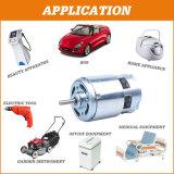 Micro eléctrica Gear Brush DC Motor de asiento de coche
