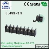 Блоки черного барьера Ll45r-9.5 терминальные