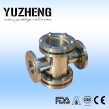 Yuzheng Pipeline Sight Glass per Dairy Industry