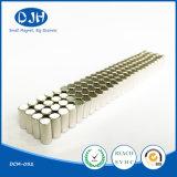 4.3*9 mm permanenter Stinered NdFeB magnetischer materieller Neodym-Magnet