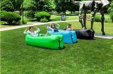 Nylon Vouwbaar 210t Luchtkussen Laybags voor het Kamperen Openlucht Opblaasbare Bank