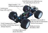 제 1/8 온라인으로를 위한 무브러시 전기 RC 차 트럭