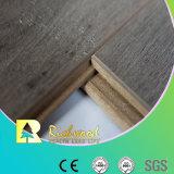 Plancher stratifié par vinyle élevé de papier importé de la définition HDF