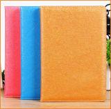 Mini venta al por mayor de cuero promocional de la caja del cuaderno en China