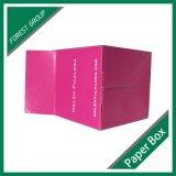 Boîte en carton de empaquetage d'installation facile faite sur commande de forêt