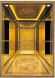 M. repéré par miroir et LMR Aksen Ty-K200 de levage d'ascenseur de passager