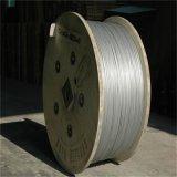 Alambre de acero revestido de aluminio revestido de aluminio del filamento del alambre de acero de la conductividad el 30%