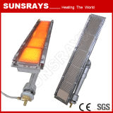 舗装修理(GR-2002)のための特別な赤外線暖房バーナー