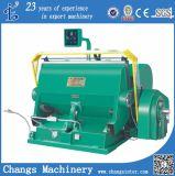 A série Custome Usiness Semi automático do Ml carda o preço de couro da máquina de corte da folha