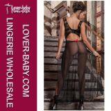 Mujer ropa interior de la ropa interior del mono (L55185)
