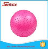 La qualité conçoivent la boule en fonction du client de yoga, boule d'exercice, boule de stabilité, boule suisse