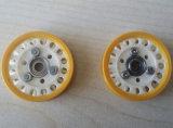 Tappo di ceramica di torsione dei pezzi di ricambio della tessile senza scanalatura