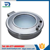 Steel inoxidável Food Grade Manway com Sight Glass