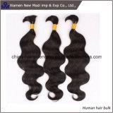 Volume brasileiro do cabelo humano da alta qualidade superior da classe 7A