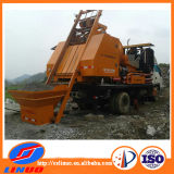 Machine Concrete Mixer Pump V8混合およびPuming