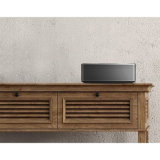 Por muito tempo jogando o mini altofalante portátil sem fio de Bluetooth para a música que aprecia (Handsfree)