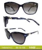 Form-Azetat-Sonnenbrillen mit hochwertigem (74-A)
