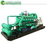 産業のための高出力の石炭ガスの発電機は電気を生成する