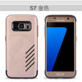 Shockproof Mobile Cover Hybrid Combo Armor Fall für Handy Fall Samsung-S6