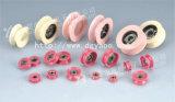 La rotella di ceramica di ceramica fine di ceramica speciale per smalto ha coperto il collegare