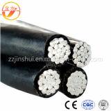 ABC-Kabel, Isolierluftkabel, zusammengerolltes Luftkabel