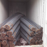 ASTM Highquality Deformed Bar From Cina Tangshan Manufacturer (tondo per cemento armato 10-43mm)