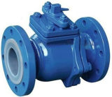 NPT Screw Brass Ball Valve mit Cer