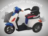 """""""trotinette"""" elétrico da mobilidade da roda 400W três"""