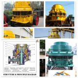 Triturador Energy-Saving do cone da tecnologia avançada