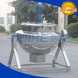 ステンレス鋼の蒸気の鍋