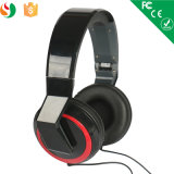 Auricular estéreo bajo del receptor de cabeza de la alta calidad de la venta al por mayor de la fábrica de Shenzhen para el teléfono celular MP3