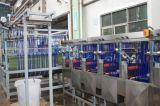 El elástico graba a surtidor de la máquina de Dyeing&Finishing