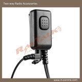 Écouteur tactique d'os pour 2 radios Cp040/Cp100/Cp140/Ep450/Gp300 de Pin