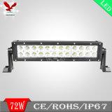 """"""" barre d'éclairage LED de la qualité 72W 13.5 pour le véhicule tous terrains de véhicule"""
