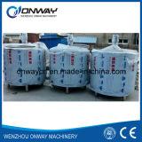 Usine de mélange de mélange d'engrais industriel de réservoir d'émulsification de jupe d'acier inoxydable de Pl