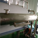 Máquina profesional del esterilizador de la autoclave del alimento