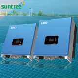 Micro solares do inversor 30kw trifásico Grade-Amarram o inversor