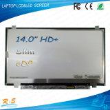 La mejor pantalla de la computadora portátil del LCD del reemplazo de la pulgada N140fge-Ea2 de los precios 14.0 con el contraluz blanco