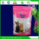 Laminated Pet Food Plastic Packaging Bag를 위로 서 있으십시오