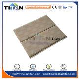 Panneaux de plafond en plastique de PVC T G de Chine