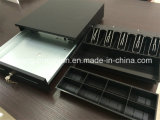 JY-410A dinero del cajón con construido en el cable para conectarse a cualquier impresora de recibos